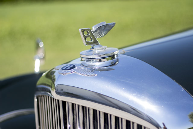 Bentley-R-type-chrome-grille