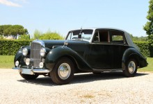 Bentley R Type Saloon – 1954
