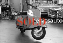 SOLD  Piaggio Vespa Rally 180 - 1969