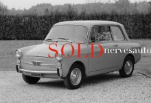 SOLD  Autobianchi Bianchina - 1968