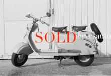 SOLD  Innocenti Lambretta 150 LD
