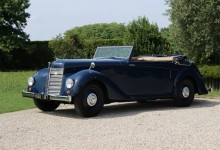 Armstrong Siddeley 16hp Hurricane