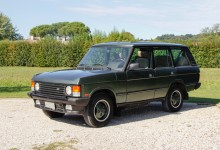 RISERVATA  Land Rover Range Rover Vogue 3.9 SE Catalyst